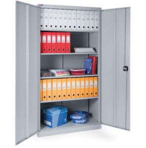 Металлические офисные шкафы